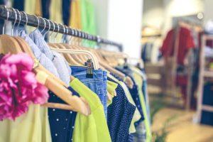 साफ-सुथरे कपड़े
