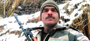 Bsf Troop Tej Bahadur