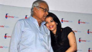 लंबे समय से बीमार ऐश्वर्या के पिता का मुंबई में निधन