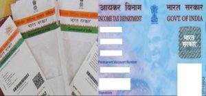 Change PAN Card Information